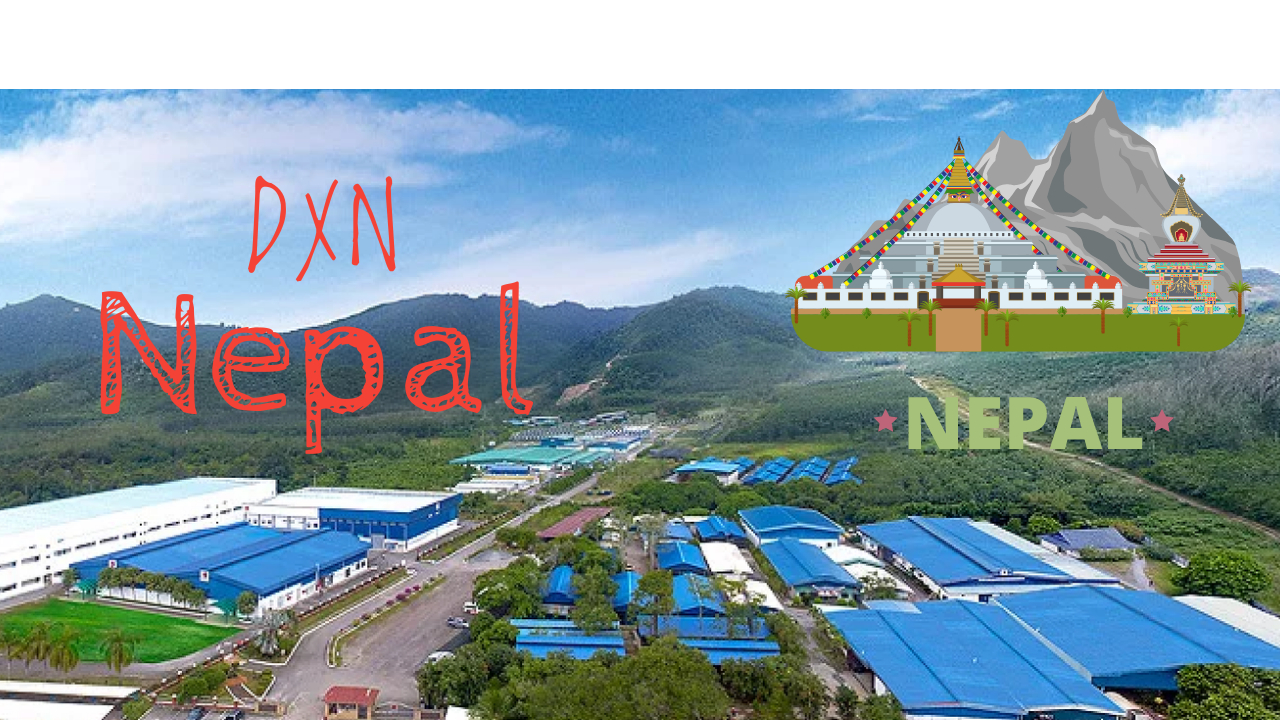 is DXN is legal in Nepal?